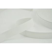 Rubber 22mm white