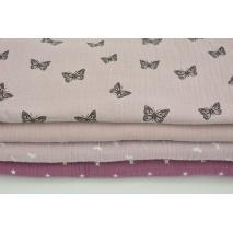 Fabric bundles No. 543 KO 60x130 cm