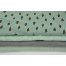 Fabric bundles No. 539 KO 60x130 cm