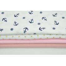 Fabric bundles No. 552 KO 20x130cm