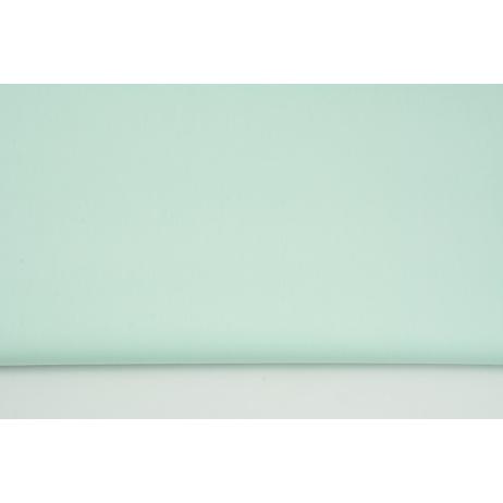 Bawełna 100% lodowa mięta jednobarwna PREMIUM
