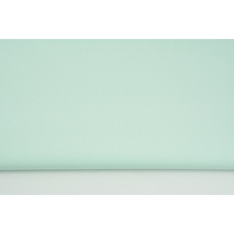 Cotton 100% plain icy mint combed cotton PREMIUM