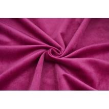 Velvet gładki purpurowy 220 g/m2