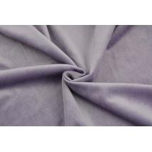 Velvet gładki brudny fiolet 220 g/m2
