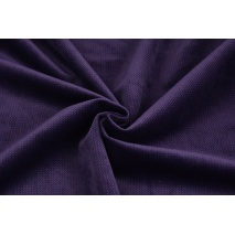 Velvet smooth plum 220 g/m2