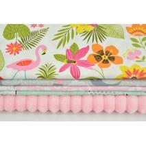 Fabric bundle No. 562 KO 30x160cm