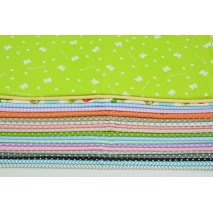 Fabric bundles No. 315 OA 30x140cm