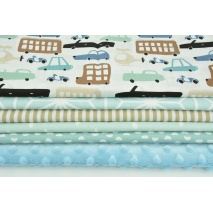 Fabric bundles No. 569 KO 40x150cm