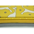 Fabric bundles No. 567 KO 40x150cm