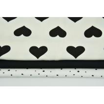 Fabric bundle No. 570 KO 30x160cm
