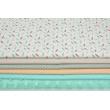 Fabric bundles No. 568 KO 30x150cm