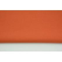 Bawełna 100% ruda jednobarwna