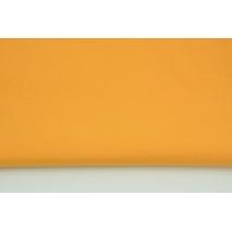 Bawełna 100% marchewkowy pomarańcz jednobarwna