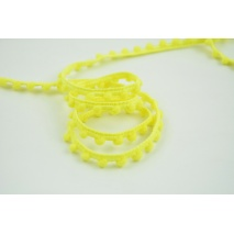 Ribbon bubbles bright yellow