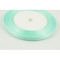 Ribbon sateen mint 6mm 13,5m