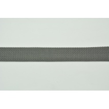 Polypropylene tape dark gray 30mm