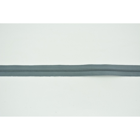 Taśma suwakowa 3mm ciemnoszara