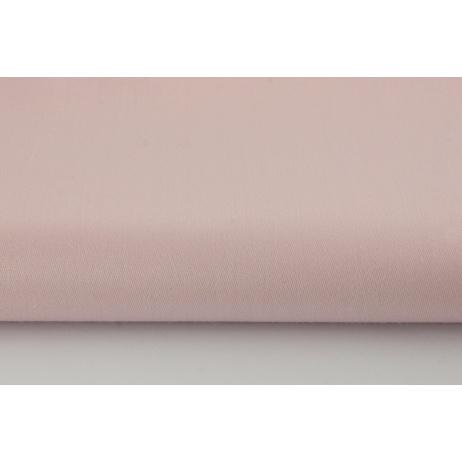 Cotton 100% plain powder, dirty pink sateen