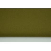Bawełna 100% khaki jednobarwna