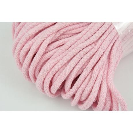 Cotton Cord 6mm light pink (soft)
