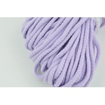 Cotton Cord 6mm lavender (soft)