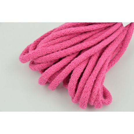 Cotton Cord 6mm lovely pink (soft)