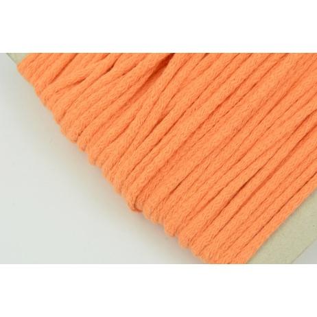 Cotton Cord 6mm orange (soft)