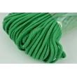 Cotton Cord 6mm dark green (soft)