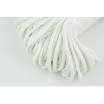 Cotton Cord 6mm white (soft)