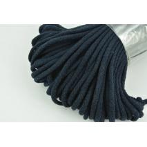 Cotton Cord 6mm dark navy (soft)