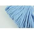 Cotton Cord 6mm light blue (soft)