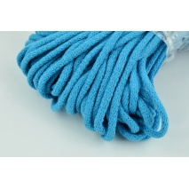 Cotton Cord 6mm turquoise (soft)