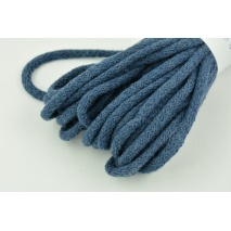 Cotton Cord 6mm dark jeans (soft)