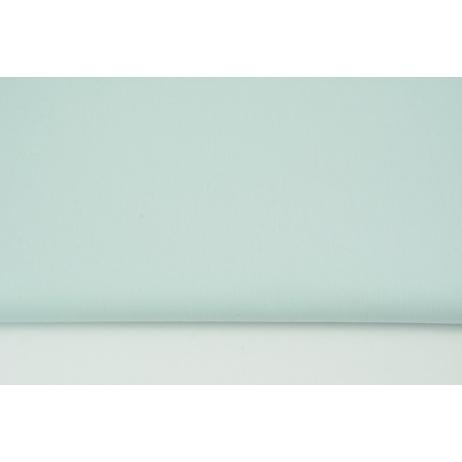 Bawełna 100% pochmurny błękit jednobarwna PREMIUM