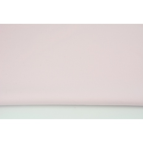 Cotton 100% plain light pink 115g/m2