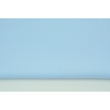 Cotton 100% plain blue 115g/m2