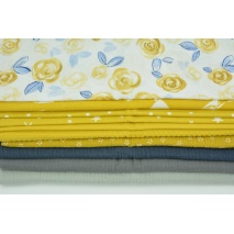 Fabric bundles No. 572 KO 40x130cm