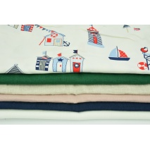 Fabric bundles No. 573 KO 30x140cm