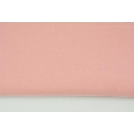 Cotton 100% plain dirty pink