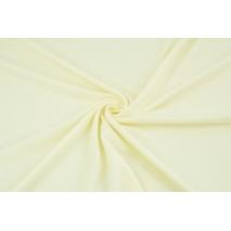 Knitwear, bamboo viscose with elastane, vanilla