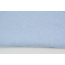 100% plain linen in a blue color, softened II quality