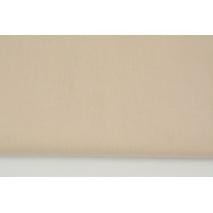 Bawełna 100% różowo-beżowa jednobarwna