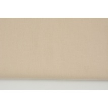 Cotton 100% plain pink-beige
