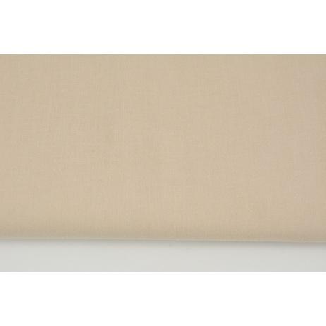 Cotton 100% plain pink-beige
