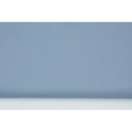 Clothing cotton fabric with elastane, jeans color 210g/m2