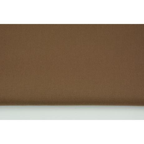 Tkanina odzieżowa z elastanem, jasny brąz 210g/m2