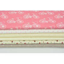 Fabric bundles No. 587 KO 40x140cm