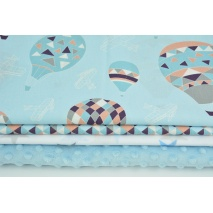 Fabric bundle No. 598 KO 50x160 cm