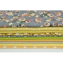 Fabric bundles No 239 AEO 20x140 cm