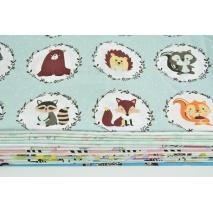 Fabric bundles No. 22 IO 50x140cm